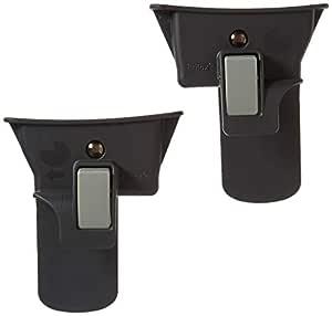 Joovy Caboose S Car Seat Adapter, Compatible with Select Britax/BOB B-Safe Car Seats