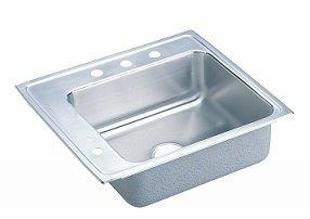 Elkay Pacemaker Bath Sinks (Elkay PSDKR2220L Pacemaker Classroom Sink, Single Bowl, Sink Only, 22
