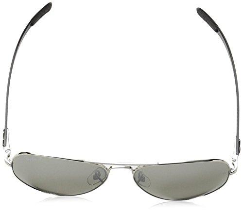 Silver Montures Ban Homme Ray 5J Argenté de 58 0Rb8317Ch Shiny Lunettes 003 Greymirgrey qvndI0dUxw