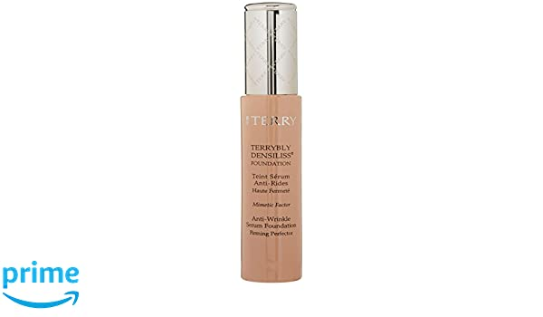 Amazon.com : By Terry Densiliss Wrinkle Control Serum Foundation, No. 8.5 Desert Beige, 1 Ounce : Beauty
