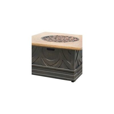 Bond 66598 Avila Gas Fire Table, 20-Pound