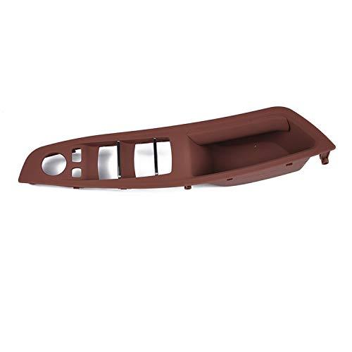 4 pezzi maniglia porta finestra pannello e maniglia interna per BMW Serie 5 520 523 525 F10 F11 F18