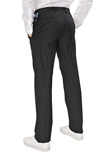 Incotex Pantalón hombre 46 Gris / De Negocios normal Corte Regular R
