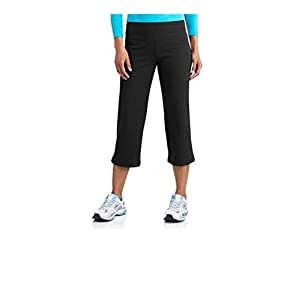 Women's Dri-more Stretch Core Capri Pants Activewear Casual Wear