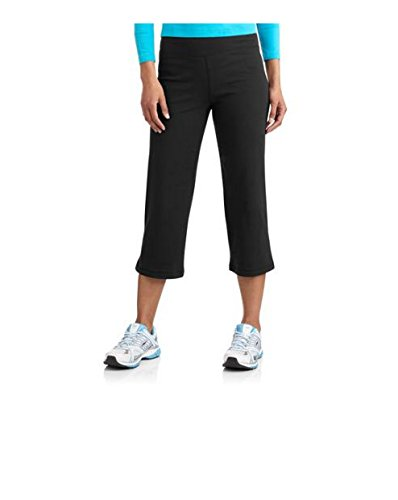 Danskin Now Womens Dri-More Stretch Core Capri Pants Activewear Casual Wear