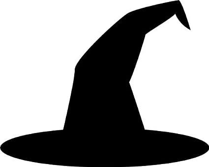 Halloween Hexenhut Flach Symbol Fur Halloween 6