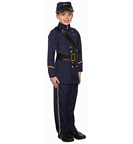 Children Civil War Soldier Halloween Costumes - Forum Novelties Boy's Union Civil War