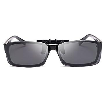 GGCCX Gafas De Sol Polarizado De Clips Originales Gafas De ...