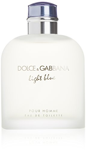 Dolce and Gabbana Eau De Toilette Spray for Men, Light