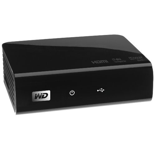 (WD  WD TV HD 1080P Media Player)