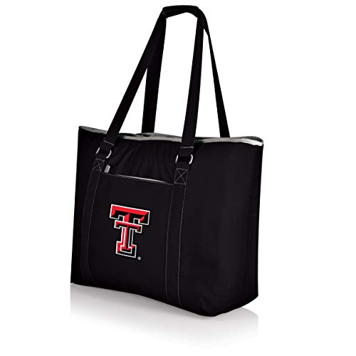 NCAA Texas Tech Red Raiders Tahoe Extra Large Insulated Cooler Tote, Black ()