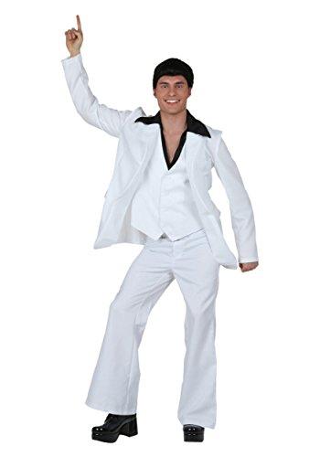 Saturday Night Fever Plus Size Costumes (Plus Size Deluxe Saturday Night Fever Costume 2X)