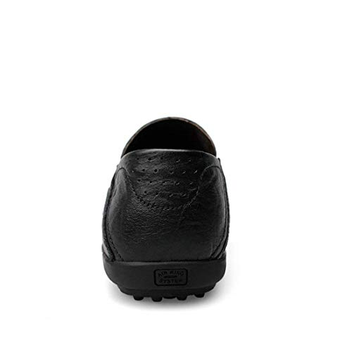 Boy's Dimensione Qiusa 5 colore Fashion Daily Loafers Black Uk Mesh Traspirante dwwSvU