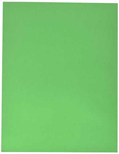 CORE'DINATIONS GX-2200-62 8.5 x 11 Card Stock Value Pack Gorgeous Green