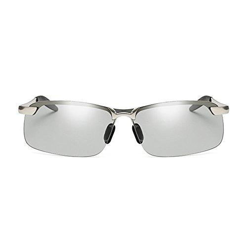 DT Hombre Use Sol Pesca Conductores Gafas Color 1 TD de de conducción Vasos Dual Gafas para de de polarizadas Gafas Hombre 3 Cambio Sol rqwx7r4f