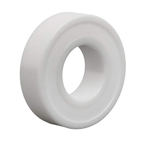 Oxide Bearing - ZCHXD 15mmx32mmx9mm Double Side Sealed Full Ceramic Zirconia Oxide Ball Bearing 6002