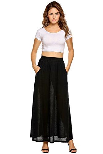 Lined Slim Skirt - 7