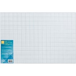 (Bulk Buy: Wrights Quilterin.s Gridded Plastic Template 12in. x 18in. 670052 (5-Pack))