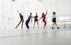 Adagio Tour Dance Flooring-Gray