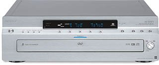 Sony DVP-NC555ES ES 5-Disc DVD/SA-CD Player from Sony