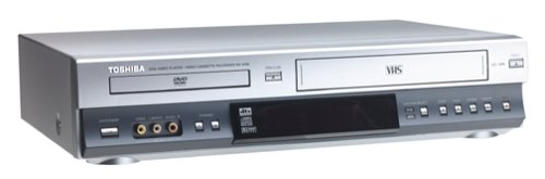 Review Of Toshiba SD-V290 DVD-VCR Combo