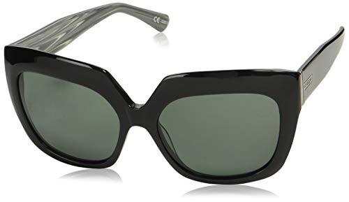 VonZipper Unisex Donmega Polarized Black Gloss/Vintage Grey Wildlife One Size