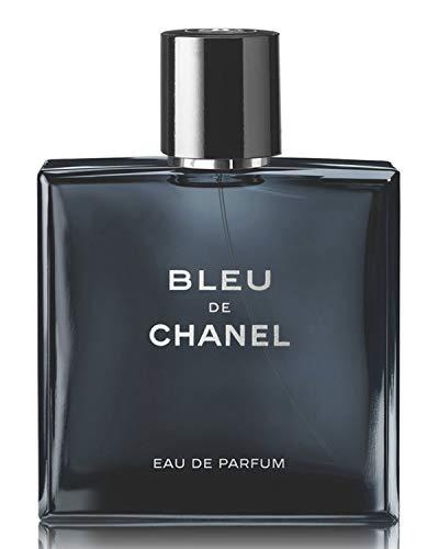 NIB BLEU DE C H A N E L Eau de Parfum Pour Homme Spray, 5.0 oz./ 148 mL New Look!