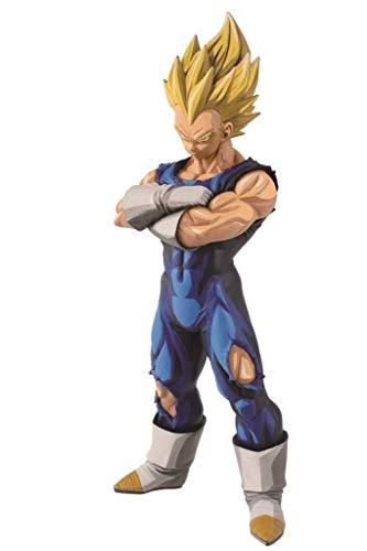 Banpresto Dragon Ball Z Grandista Super Saiyan Vegeta Manga Dimensions Prize Figure