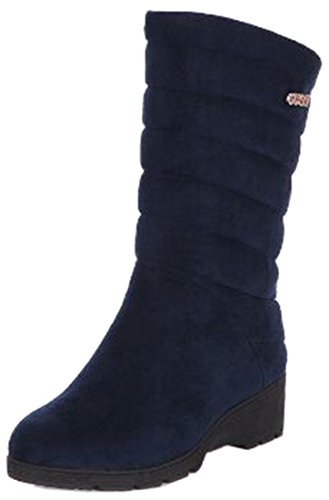 Laruise Women's Snow Boots Green gj7E9