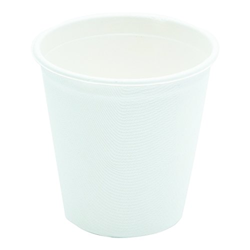 NatureHouse SVAL052 Bagasse Hot Cup, 12-Ounce (Pack of (Bagasse Cup)