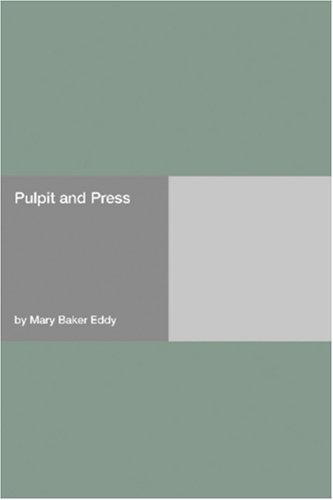 Pulpit and Press pdf