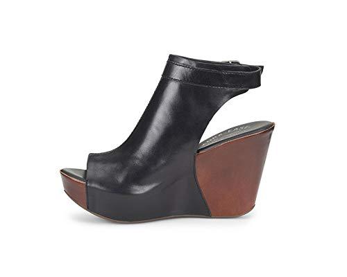 Nero Kork Black Combo Women's 7 Berit Avana Grain M sandals Full Sattle Ease rqrXxz