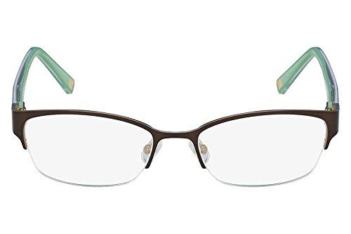 Óculos De Grau Marchon Nyc M-Yorkville 210/53 Marrom
