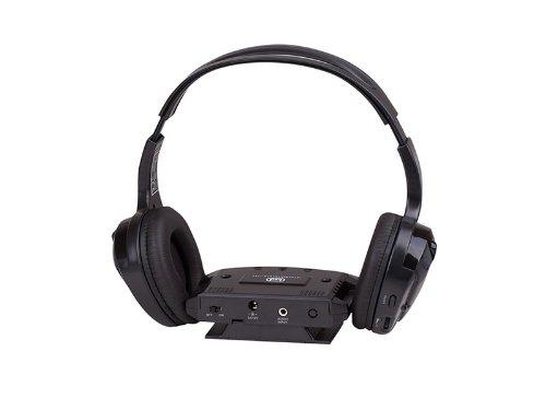 2 opinioni per Trevi FRS 1240 Cuffia Stereo Wireless senza Fili, Nero