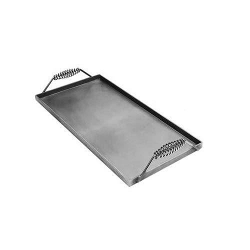 FMP 133-1008 Steel 2-Burner Portable Griddle Top Cover