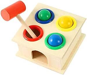 لعبة المطرقة التعليمية الصغيرة للاولاد من كياو وا