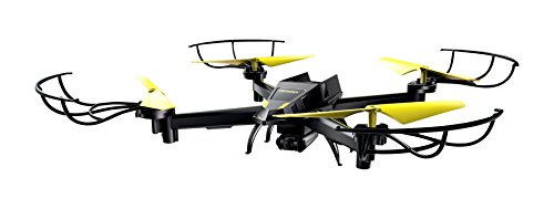 Airhawk M-13 Predator Drone With HD Camera, Yellow