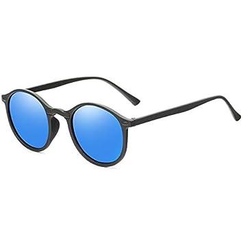 YJDZHSQ Gafas De Sol Moda Ronda Gafas De Sol Polarizadas ...