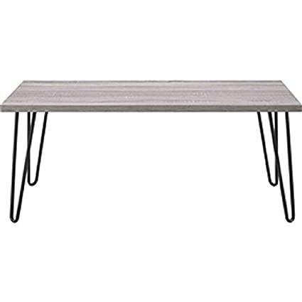 Amazon Com Modern Classic Vintage Style Coffee Table With Wood