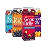 GoodBelly Mango Probiotic Drink, 2.7 Ounce - 4 per pack -- 6 packs per case.