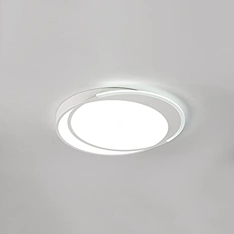 Luces de techo $ LED Ultrafino 12W Day Blanco Modernas ...