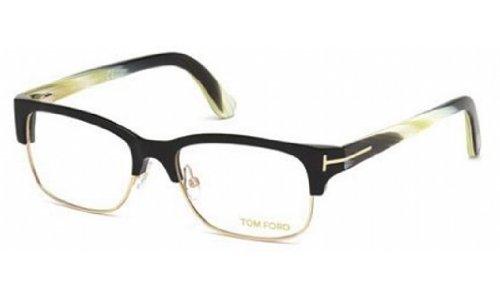 TOM FORD Eyeglasses FT5307 001 Shiny Black, - 2014 Optical Glasses Ford Tom