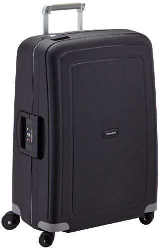 Samsonite S'Cure Spinner 69/25 Koffer, 49cm, 79 L, Black