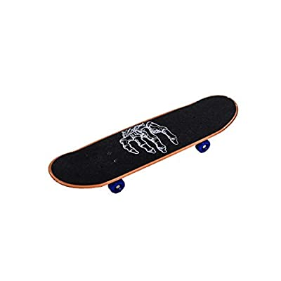 Braille Skateboarding Aaron Kyro 11inch Professional Hand Board. Toy Skateboard Comes with Wheels, Trucks, Hardware and Tools. Real Griptape.: Toys & Games