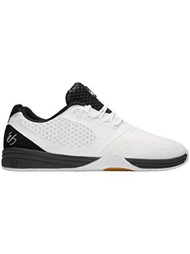 Skate zapato hombres es sesla Skate zapatos, blanco/negro blanco/negro