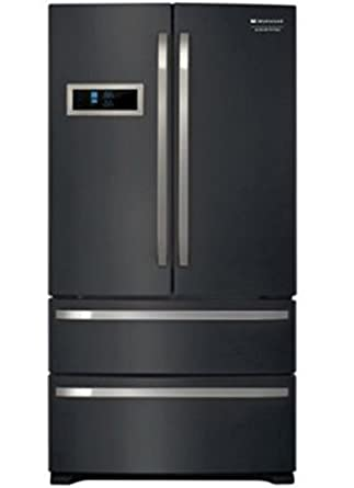 hotpoint ariston fxd 825f side by side 4 porte a amazon. Black Bedroom Furniture Sets. Home Design Ideas