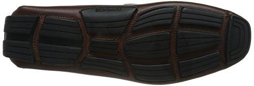 Leather Slip Magli Bruno Monza Loafer Men's on Cognac PTxt8