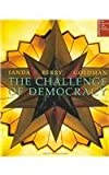 Challenge of Democracy AP Version, Kenneth Janda, Jeffrey M. Berry, Jerry Goldman, 0618574107
