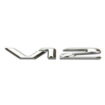 Mercedes Benz New Style V12 Emblem