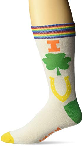 Two Left Feet Unisex-Adult's, Shamrock Shenanigan Small/Med - Continental Tv Sales